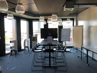 Hamburg Meetingräume Meetingraum Meet and Move Room II image 0