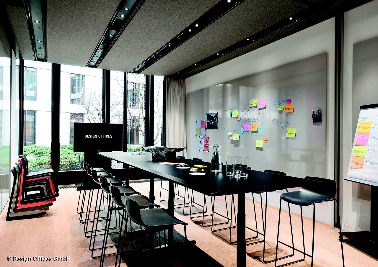 Munich conference rooms Salle de réunion Design Offices Nove - Meet & Move Room III image 0