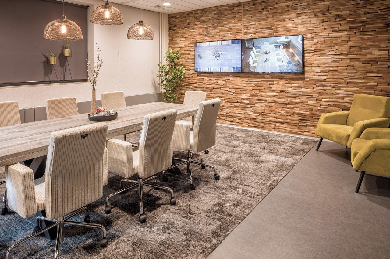 Amsterdam conference rooms Meeting room StudioZoost - Inspire image 1