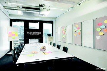 Hamburg Workshopräume Salle de réunion Design Offices Hamburg Domplatz - Meet & Move Room 1 & 2 image 2