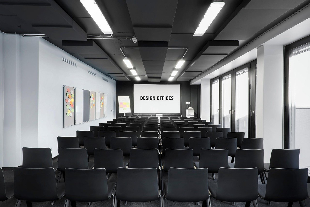 Hamburg Tagungsräume Meetingraum Design Offices Hamburg - Meet & Move Room 1 & 2 image 1