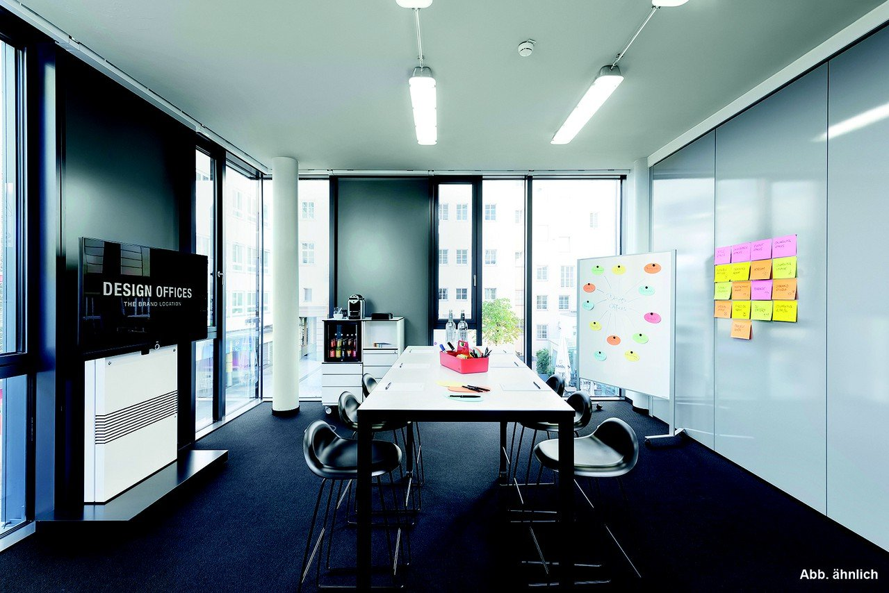 Munich Workshopräume Salle de réunion Design Offices Highlight Towers - Meet&Move Room 31 I image 0