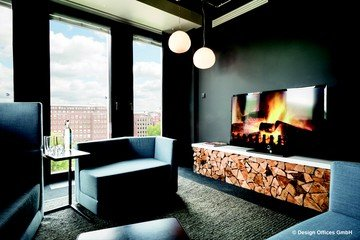 Hamburg conference rooms Meetingraum Design Offices FFM - Fireside Room image 1