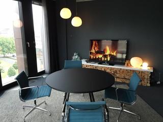 Hamburg Meetingräume Meetingraum Fireside Room image 0