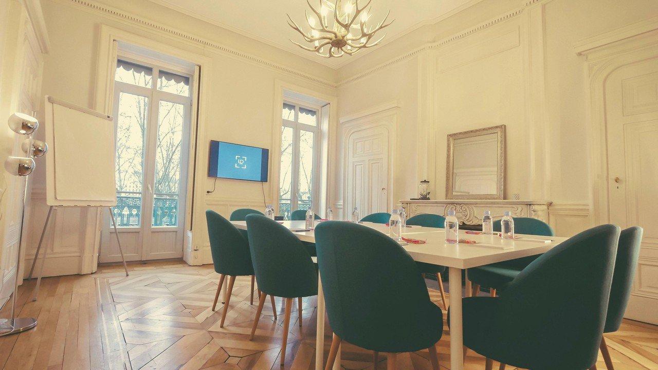 Lyon seminar rooms Salle de réunion Conference Room image 1