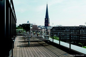 Hamburg Eventräume Terrasse Design Offices Hamburg - Terrasse image 0