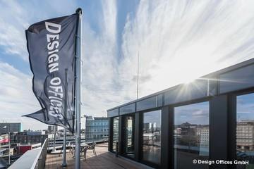 Hamburg Eventlocations Business Center Location 7. Etage mit Dachterrasse image 0