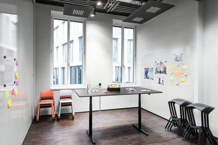 Cologne conference rooms Meeting room Design Offices Cologne Gereon - Meet & Move Room 2 image 1