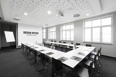 Düsseldorf training rooms Meetingraum Design Offices Düsseldorf - Training Room II image 1