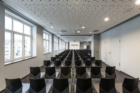 Düsseldorf Schulungsräume Salle de réunion Design Offices Düsseldorf Kaiserteich - Training Room I & II image 2