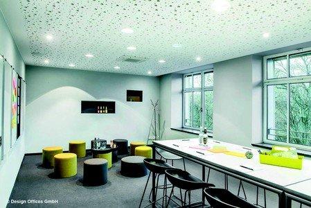 Düsseldorf training rooms Meetingraum Design Offices Düsseldorf - Fireside room image 0