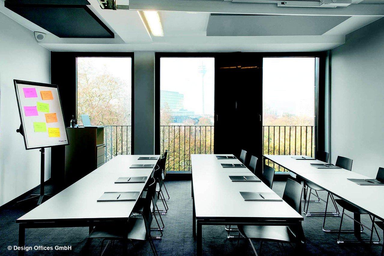 Düsseldorf conference rooms Meeting room Design Offices Düsseldorf Kaiserteich - Project room III image 0