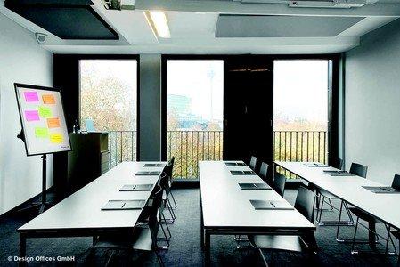 Düsseldorf conference rooms Meetingraum Design Offices Düsseldorf - Meet & Move Room image 0