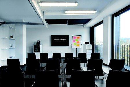 Düsseldorf Besprechungsräume Meetingraum Design Offices Düsseldorf - Project Room V image 1