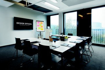 Düsseldorf Besprechungsräume Meeting room Design Offices Düsseldorf Kaiserteich - Project room V image 2
