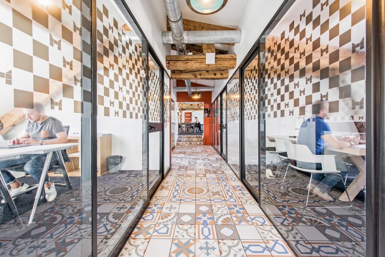Paris Espaces de travail Coworking Space Mozaik - Chaussée d'Antin image 1