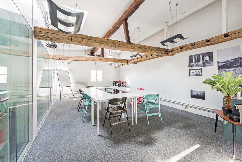 Paris Espaces de travail Coworking Space Mozaik - Chaussée d'Antin image 2