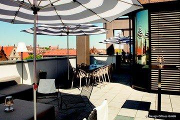 Nuremberg Konferenzräume Salle de réunion Design Offices Nürnberg City - Work Lab image 1