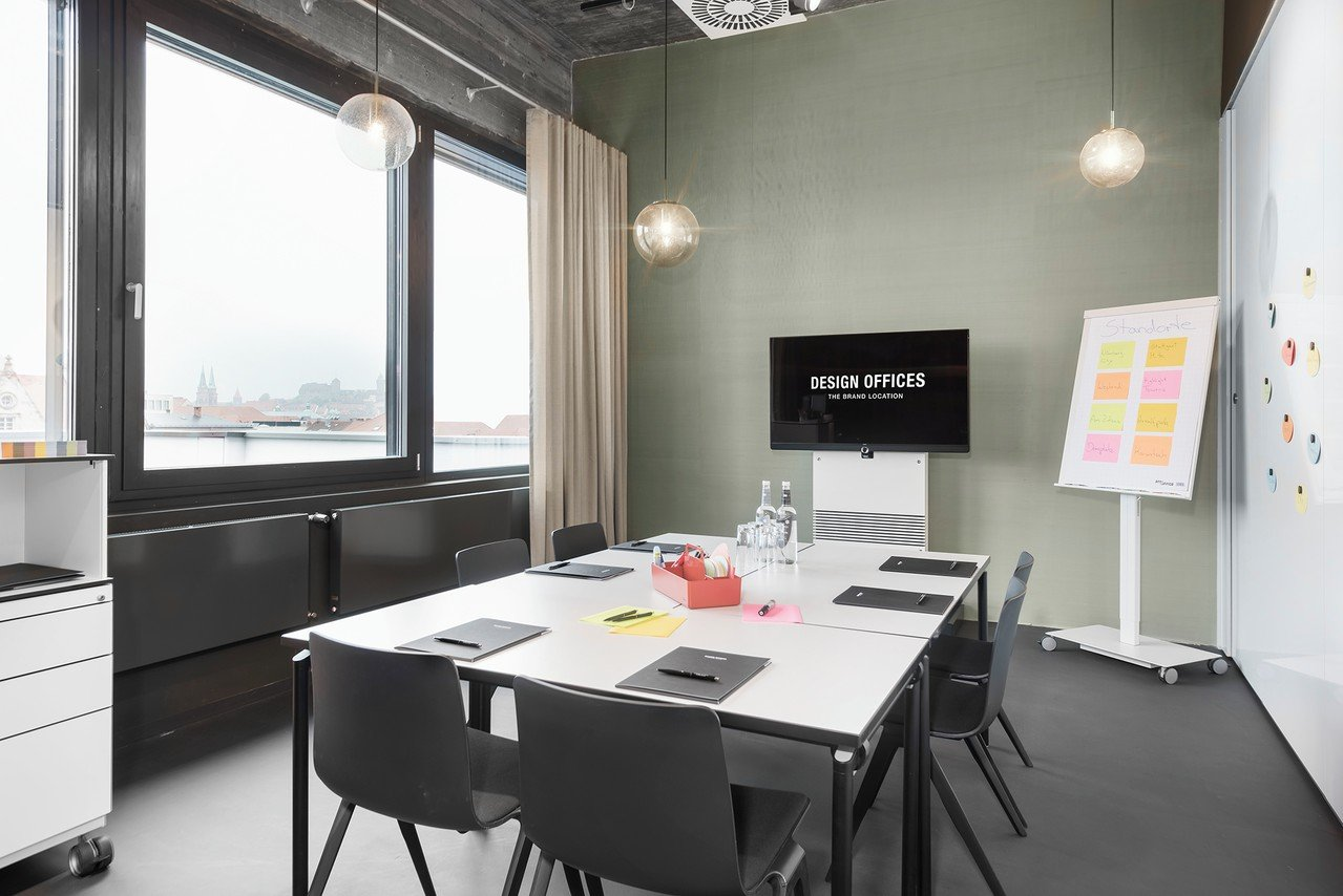 Nürnberg conference rooms Meetingraum Design Offices Nürnberg - Project Room 1 image 1