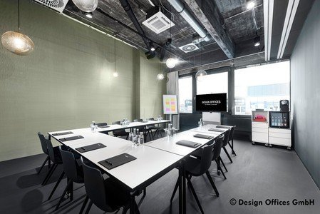 Nürnberg training rooms Meetingraum Design Offices Nürnberg - Project Room 1 image 0