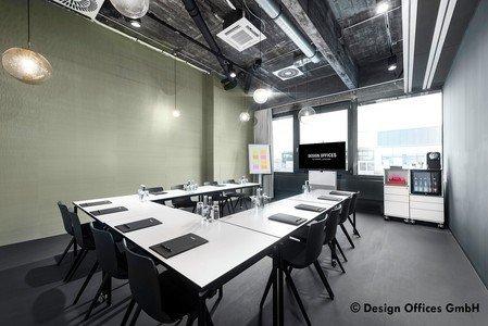 Nuremberg training rooms Salle de réunion Design Offices Nürnberg - Project Room 2 image 0