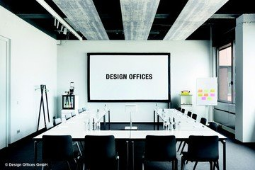 Nuremberg Konferenzräume Salle de réunion Design Offices Nürnberg City - Training Room V image 1