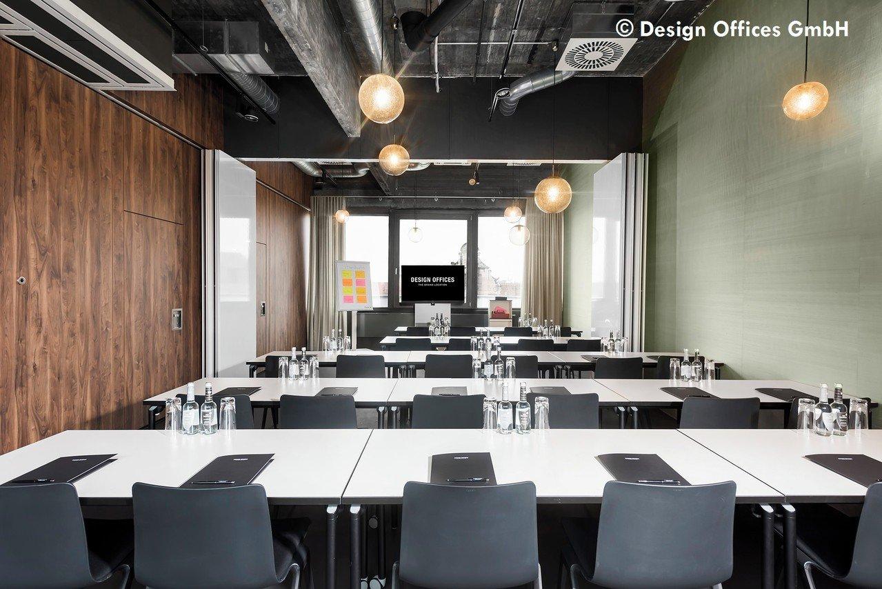 Nuremberg conference rooms Salle de réunion Design Offices Nürnberg - Project Room 1 & 2 image 0