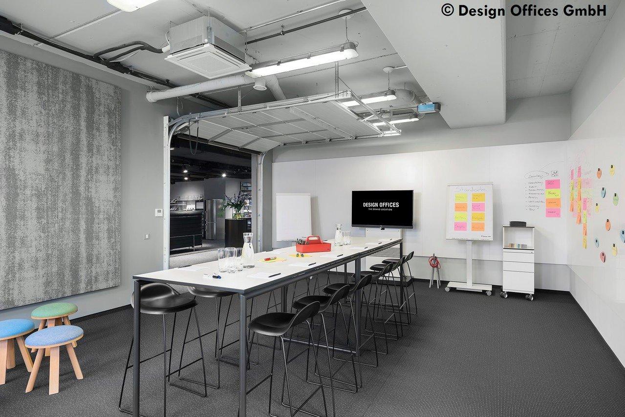 Nuremberg Besprechungsräume Salle de réunion Design Offices Nürnberg - Meet & Move Room image 0