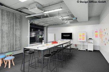 Nürnberg Besprechungsräume Meetingraum Design Offices Nürnberg - Project Room 1 & 2 image 0