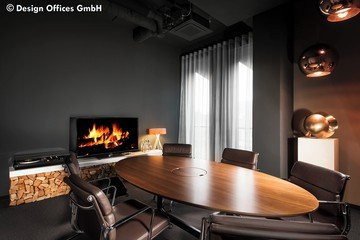 Nuremberg workshop spaces Meeting room Design Offices Nürnberg - Fireside Room image 1