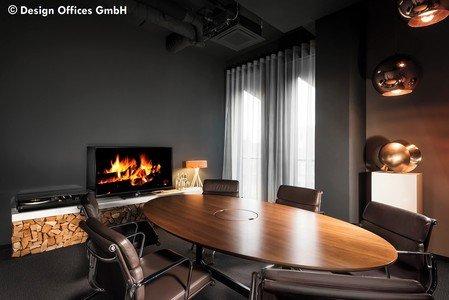 Nuremberg workshop spaces Salle de réunion Design Offices Nürnberg - Fireside Room image 1