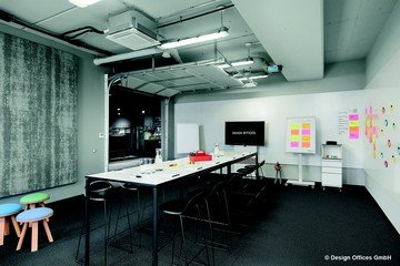 Nuremberg Eventräume Restaurant Design Offices Nürnberg City - Meet and Move Room I image 1