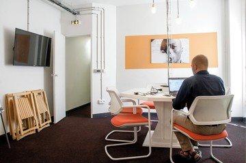 Paris corporate event venues Espace de Coworking Mozaik - Rue Bleue image 8