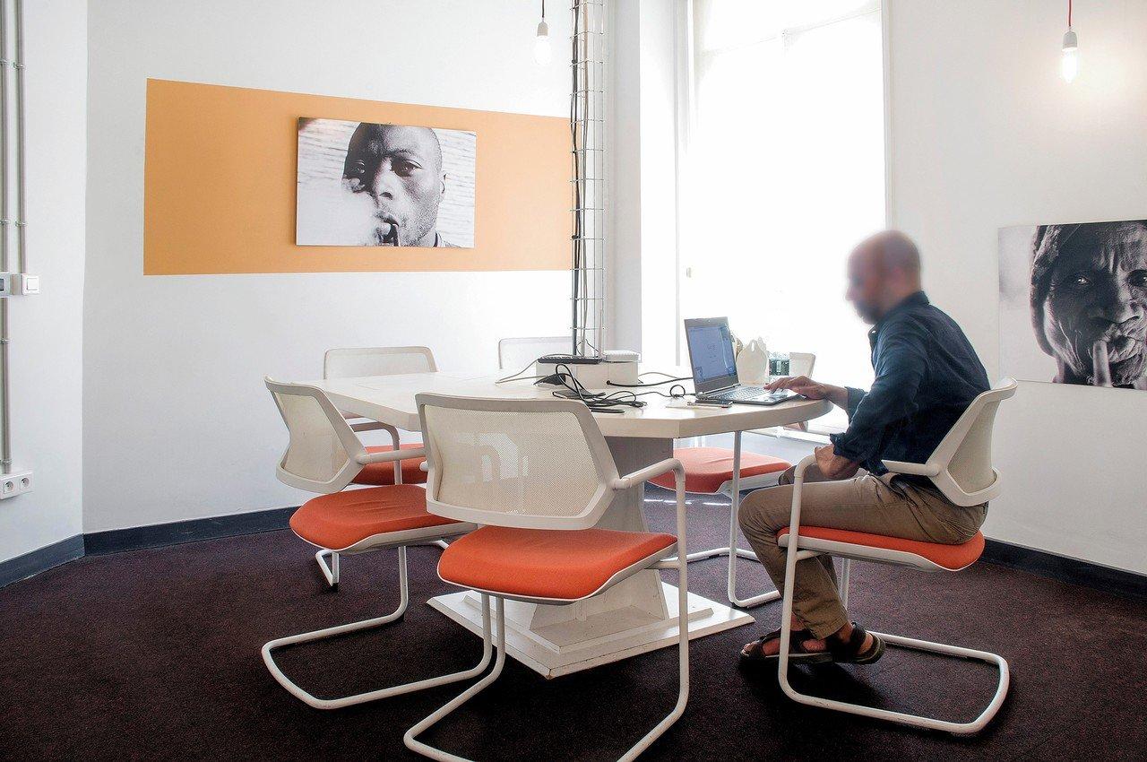 Paris corporate event venues Coworking Space Mozaik - Rue Bleue image 8