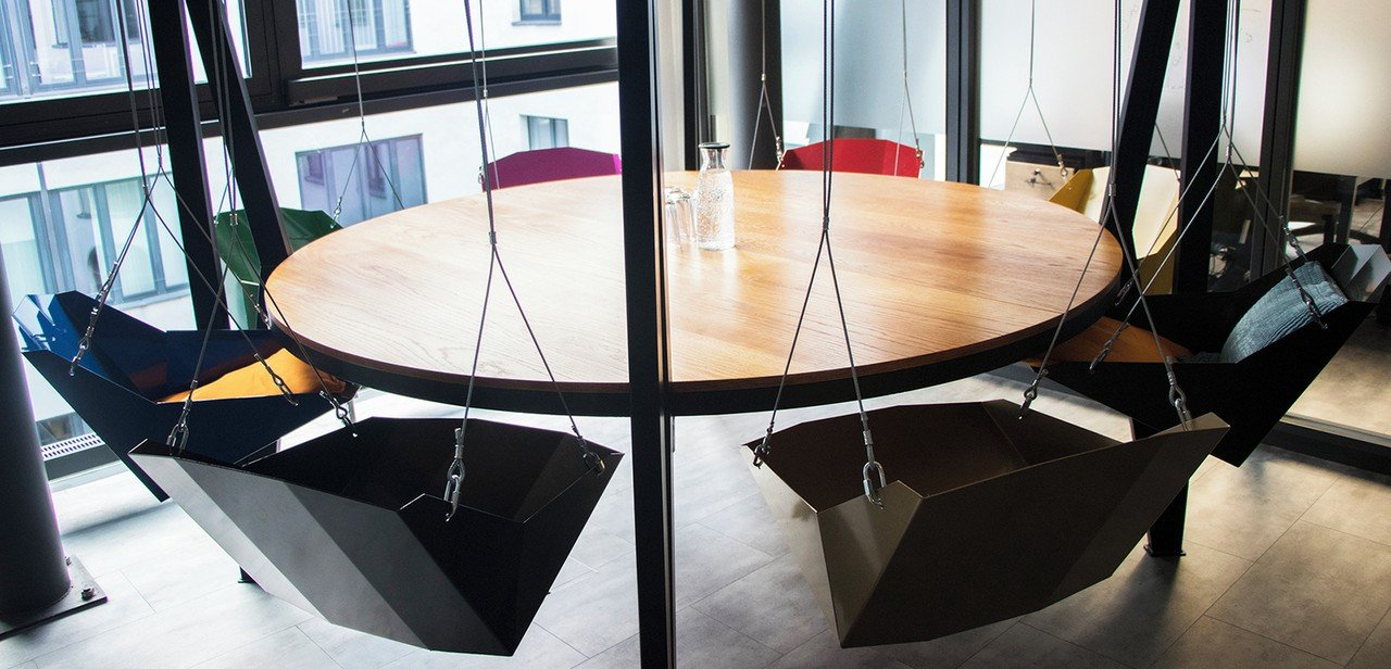 Berlin  Meeting room Swing Away image 0
