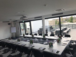 Frankfurt am Main  Meetingraum Begeisterwerk image 1