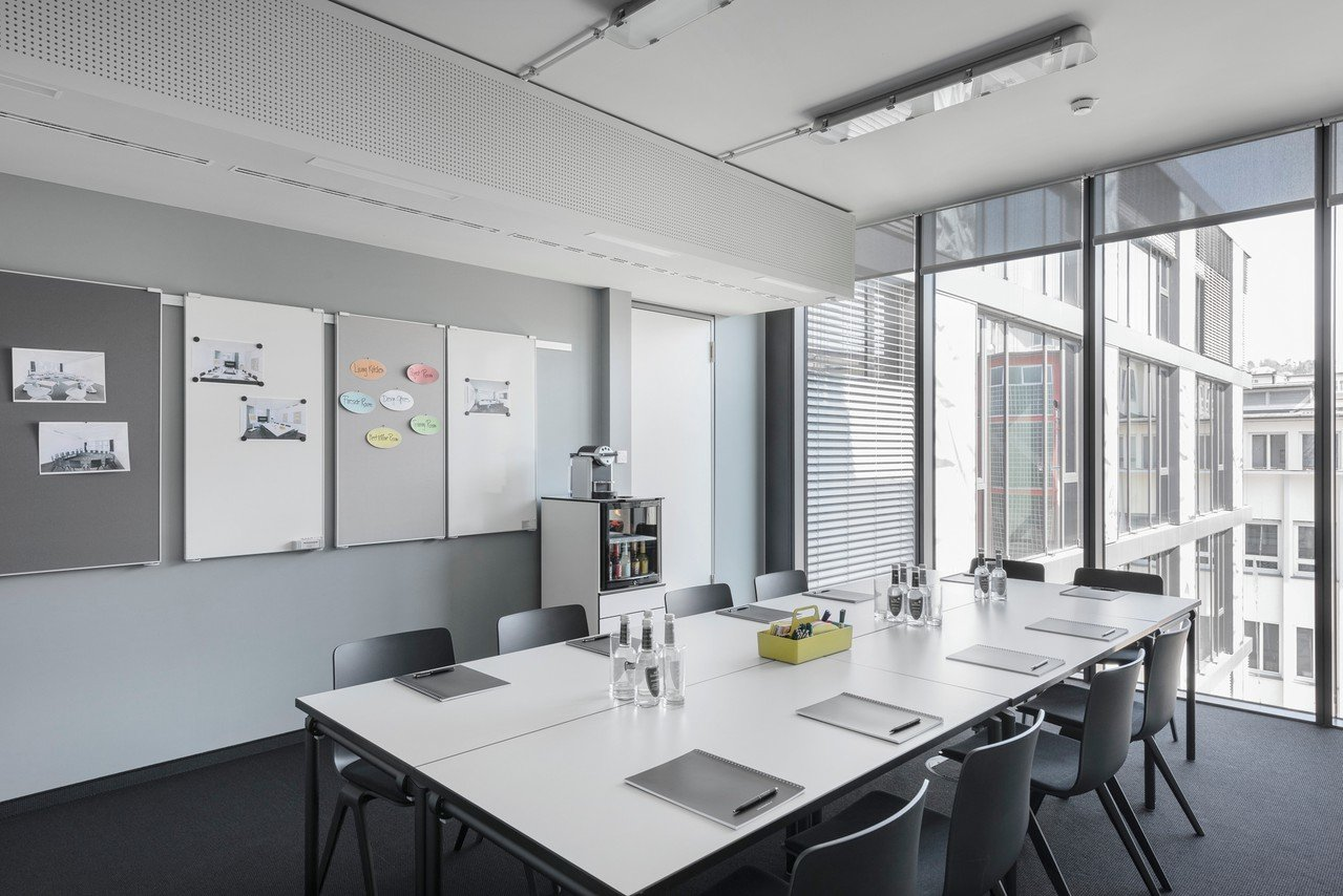 Stuttgart workshop spaces Meeting room Design Offices - Stuttgart Mitte PR IV image 0