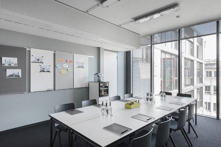 Stuttgart workshop spaces Meetingraum Design Offices - Stuttgart Mitte PR IV image 0