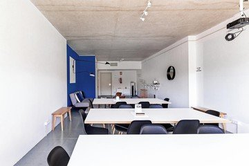 Barcelona conference rooms Meeting room Sheltair Poblenou image 1