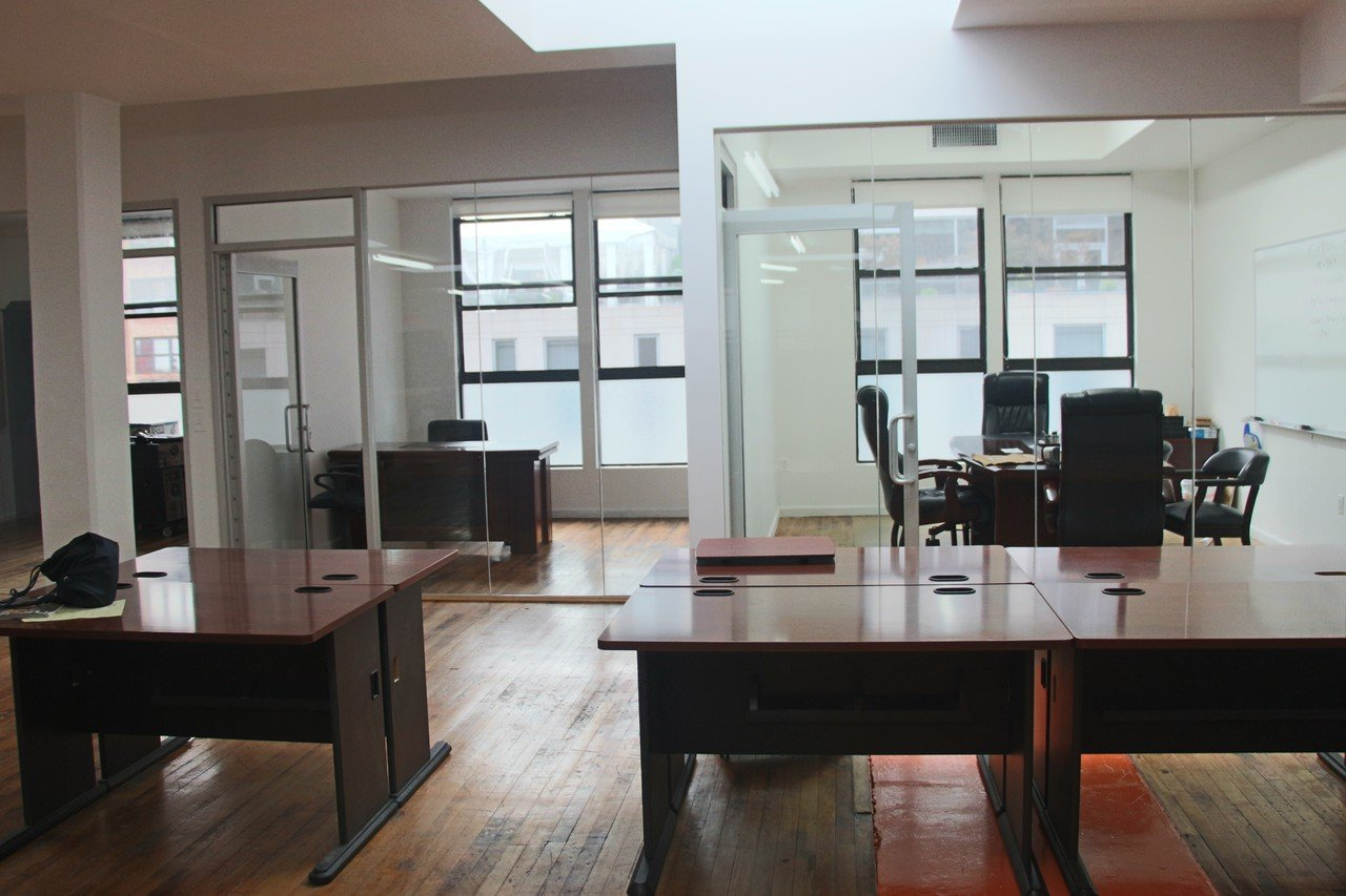 NYC  Coworking Space Team Office for 10 at 838 Sixth Avenue image 5