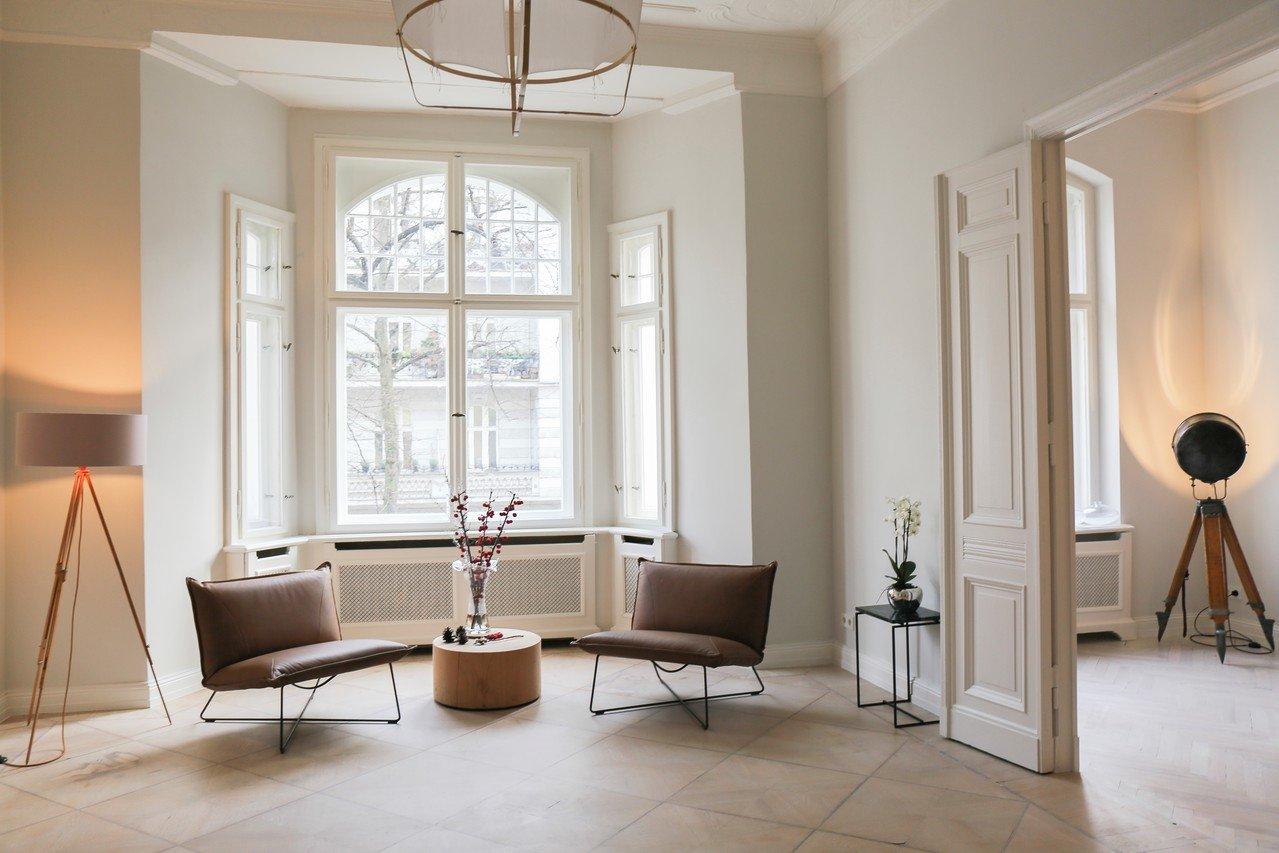 Berlin Workshopräume Private residence Kreative Workshops in unseren stilvoll-lässigen Altbau-Beletage image 24