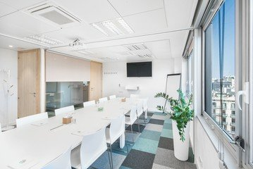 Barcelone  Salle de réunion MEETING ROOM PREMIUM FOR UP TO 14 PEOPLE (MR3 + MR4) image 0