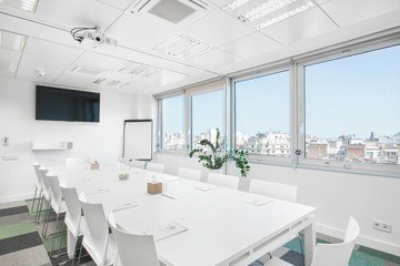 Barcelone  Salle de réunion MEETING ROOM PREMIUM FOR UP TO 14 PEOPLE (MR3 + MR4) image 2