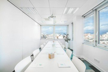 Barcelone conference rooms Salle de réunion Hub and In - MR1 image 2