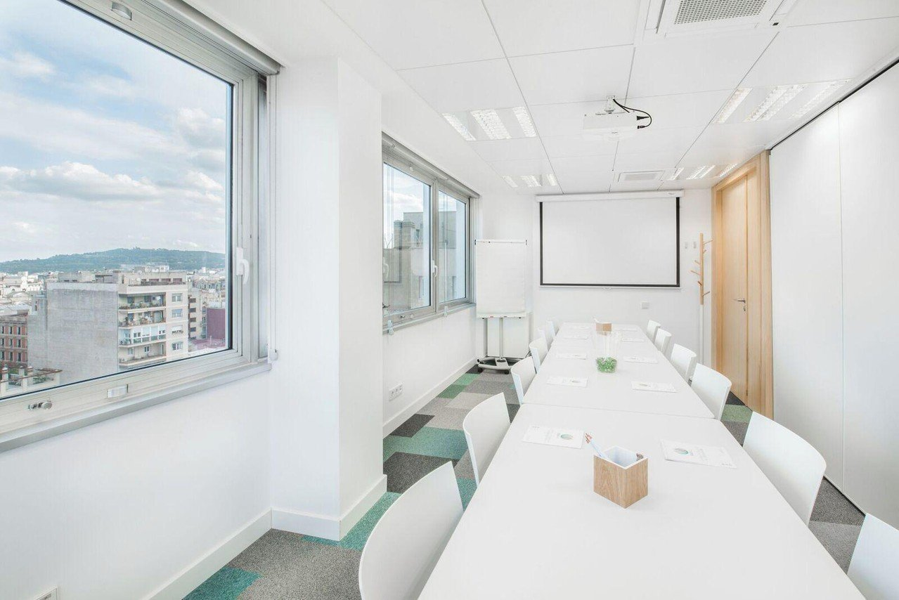 Barcelona conference rooms Meetingraum Hub and In - MR1 image 0