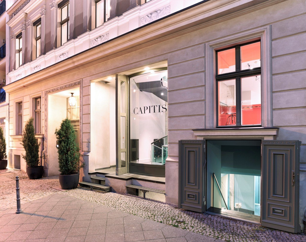 capitis studios berlin mieten in berlin. Black Bedroom Furniture Sets. Home Design Ideas