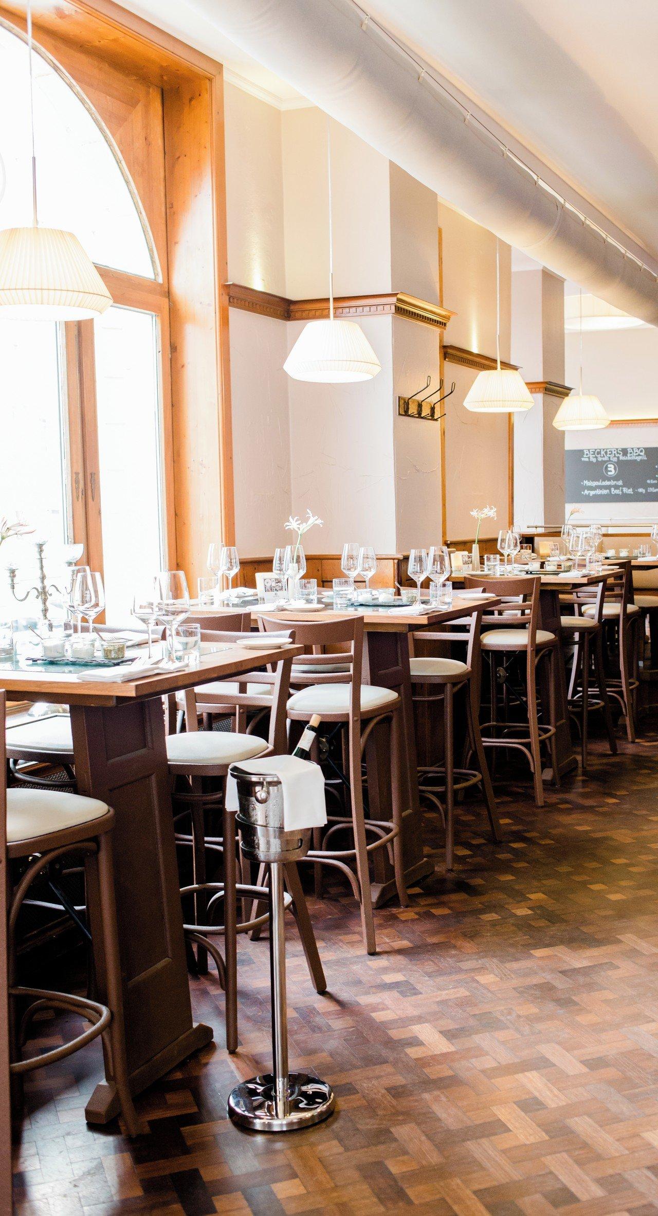 Beckers Restaurant Und Weinbar Mieten In Hannover