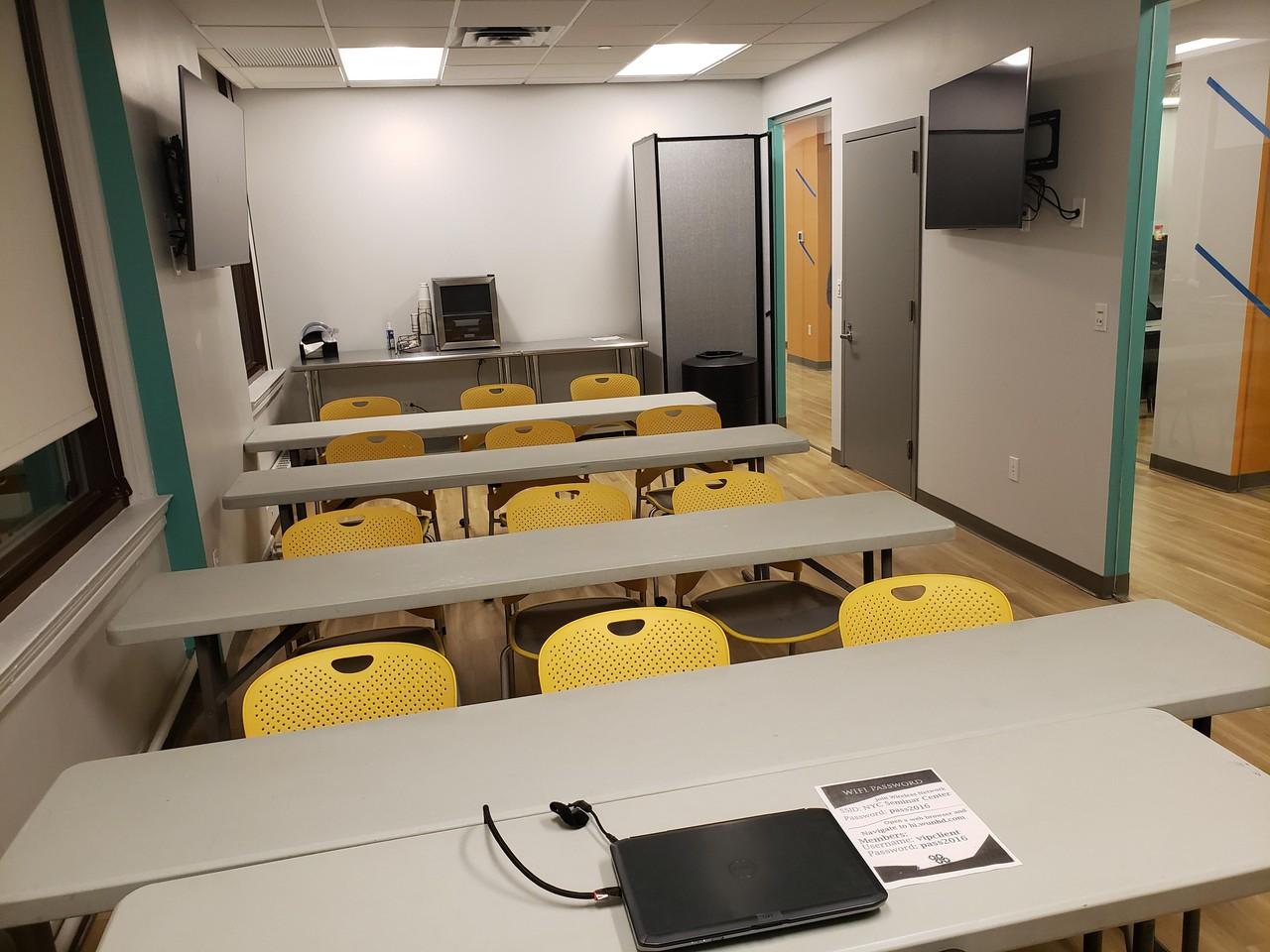 NYC workshop spaces Meeting room Meeting Room 1 image 2