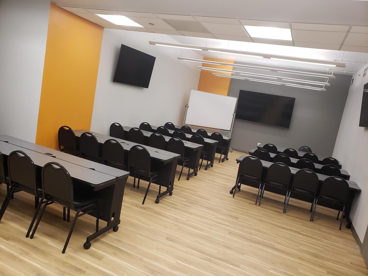 NYC training rooms Meeting room Seminar Room C image 3