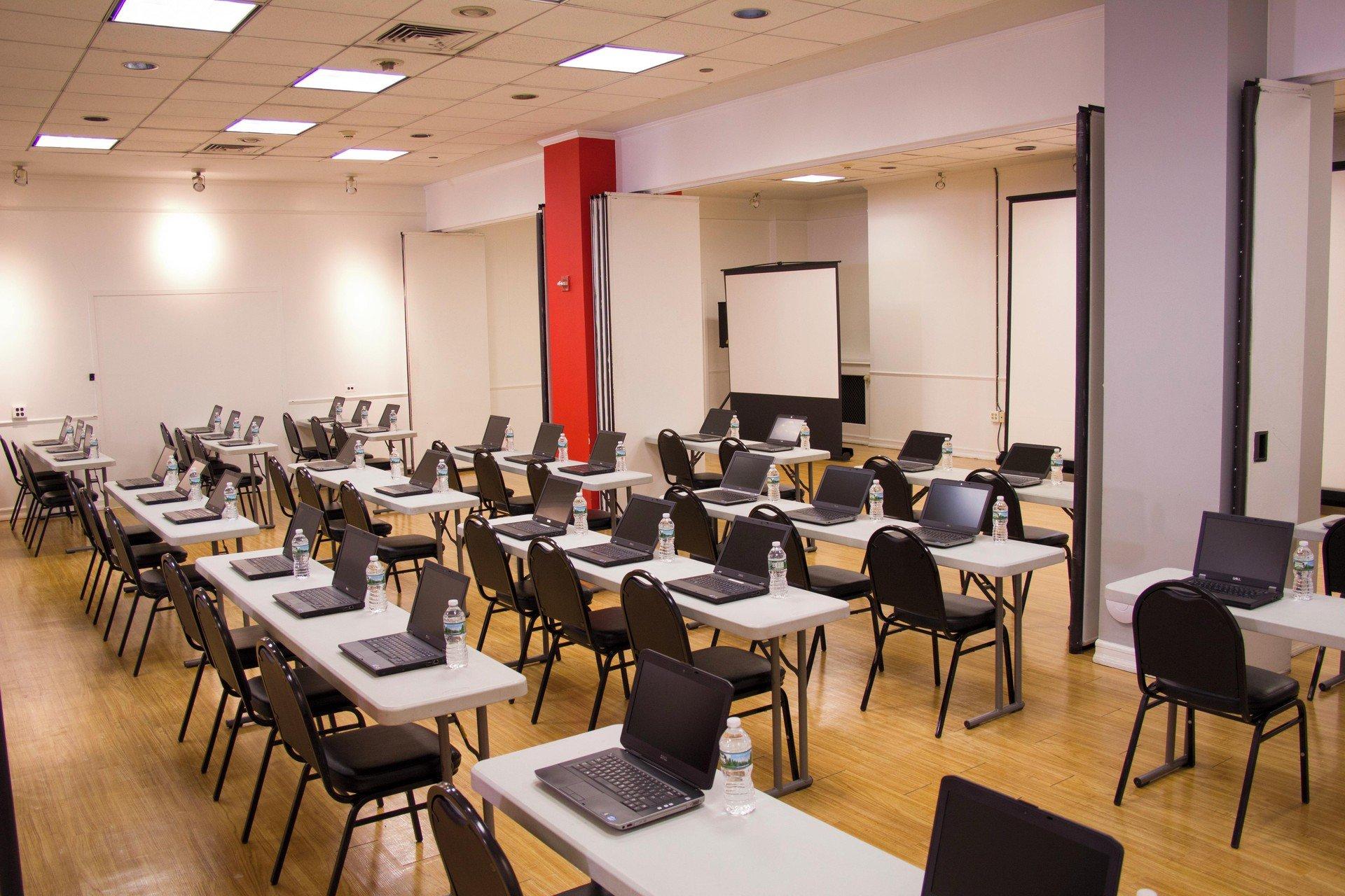 NYC training rooms Partyraum Flatiron Event Hall image 5